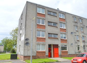 Thumbnail 3 bed flat for sale in Darwin Place, Dalmuir, Clydebank