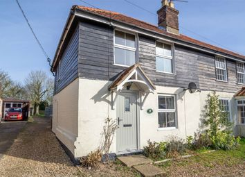 Thumbnail 2 bed semi-detached house for sale in Dereham Road, Colkirk, Fakenham