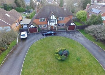Thumbnail 4 bedroom detached house for sale in Ralliwood Road, Ashtead