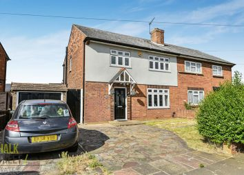 Thumbnail 3 bed semi-detached house for sale in Furness Way, Hornchurch