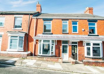 Thumbnail 2 bed terraced house for sale in All Saints Road, Shildon, Durham