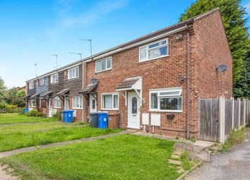 Thumbnail 2 bed end terrace house for sale in Ettrick Drive, Sinfin, Derby