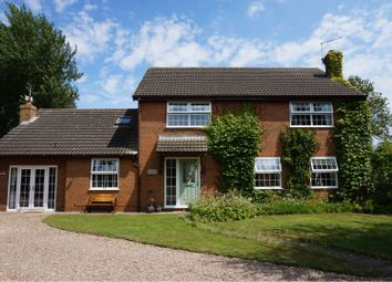 Thumbnail 5 bed detached house for sale in Tetney Lock Road, Tetney Lock, Grimsby