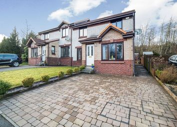 Thumbnail 3 bed semi-detached house for sale in Callander Road, Cumbernauld, Glasgow