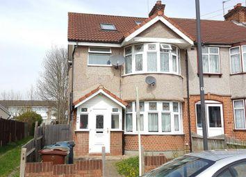 Thumbnail 2 bedroom maisonette for sale in Windsor Crescent, Harrow