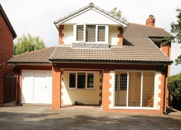 Thumbnail 4 bed detached house for sale in Swallowfields, Blackburn