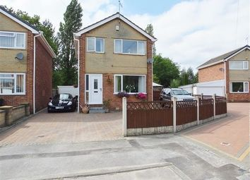 Thumbnail 3 bed detached house for sale in Brook Close, Aston, Sheffield