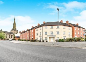 Thumbnail 2 bed flat for sale in Church Street, Uttoxeter, Staffordshire