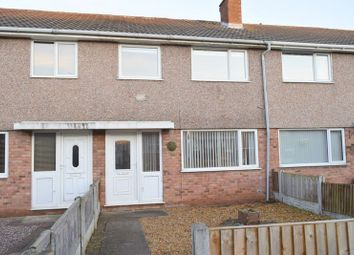 Thumbnail 3 bedroom terraced house for sale in Aragon Green, Blacon, Chester