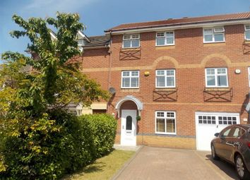 Thumbnail 3 bed town house for sale in Longfellow Close, Kirkby, Liverpool