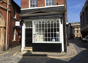 Thumbnail Retail premises to let in 2 Land Of Green Ginger, Hull, East Yorkshire