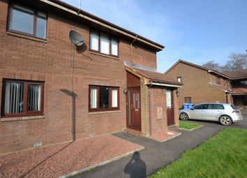 Thumbnail 2 bed flat for sale in Woodmill, Kilwinning, North Ayrshire