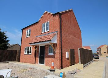 Thumbnail 3 bed detached house for sale in Back Lane, Littleport, Ely