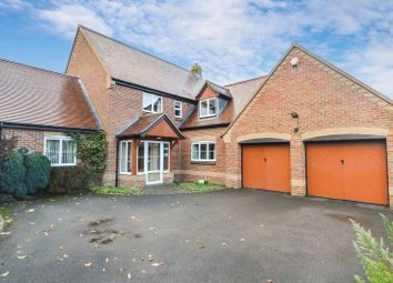 Thumbnail 4 bed detached house to rent in Risborough Road, Stoke Mandeville, Aylesbury