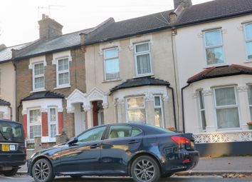 Thumbnail 3 bed terraced house for sale in Hollington Road, East Ham, London