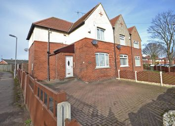 Thumbnail 3 bed link-detached house for sale in Flanshaw Avenue, Wakefield