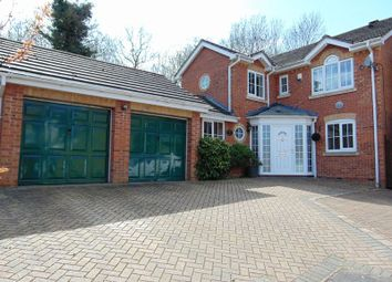 Thumbnail 4 bed detached house for sale in Sharman Close, Daventry