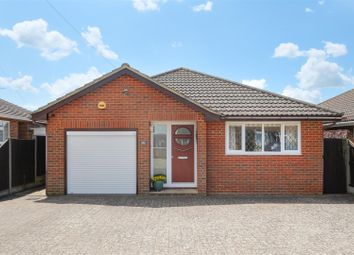 Thumbnail 3 bed detached bungalow for sale in Eden Road, Seasalter, Whitstable