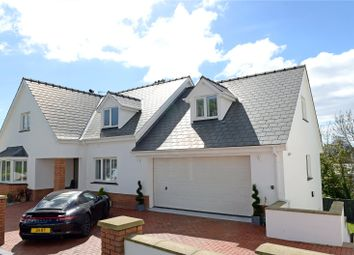 Thumbnail 6 bed detached house for sale in Haytor Gardens, Tenby, Pembrokeshire