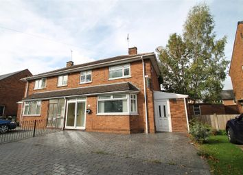Thumbnail 3 bedroom semi-detached house for sale in Cannock Road, Wednesfield, Wolverhampton