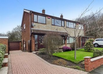 Thumbnail 3 bedroom semi-detached house for sale in Lydford Place, Westonfields, Stoke-On-Trent