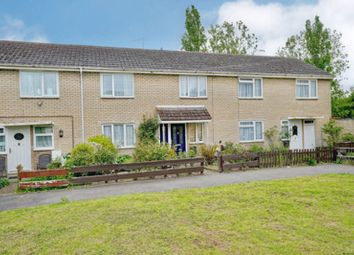 Thumbnail 3 bed terraced house for sale in Milton Close, Huntingdon