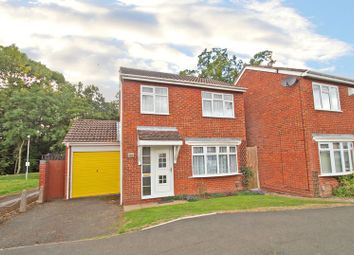 Thumbnail 3 bed detached house for sale in Cheswick Close, Redditch