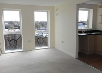 Thumbnail 1 bed flat to rent in Quay Point, Basin Lane, Tamworth, Staffordshire
