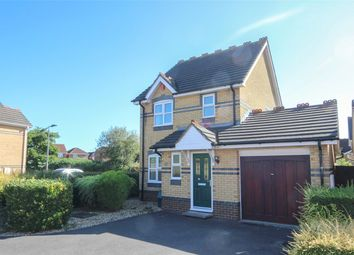 Thumbnail 3 bed detached house for sale in Rosemary Close, Bradley Stoke, Bristol