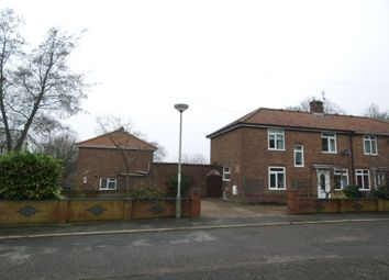Thumbnail 3 bedroom semi-detached house for sale in Lavengro Road, North City, Norwich