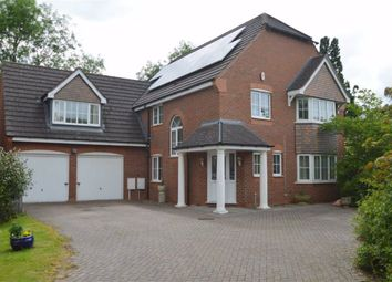 Thumbnail 5 bed detached house for sale in The Mount, Shrewsbury