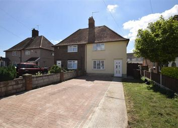 Thumbnail 3 bed semi-detached house for sale in Southview Avenue, Tilbury, Essex