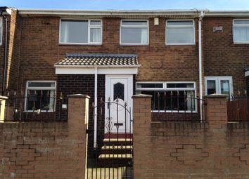 Thumbnail 3 bedroom terraced house to rent in Whitchurch Road, Sunderland