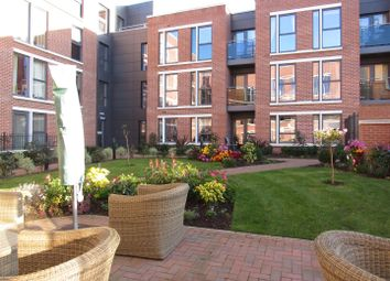 Thumbnail 2 bed flat for sale in Little Glen Road, Glen Parva, Leicester