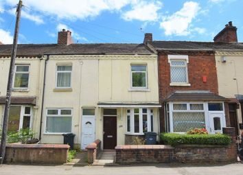 Thumbnail 2 bed terraced house for sale in Leek Road, Hanley, Stoke-On-Trent