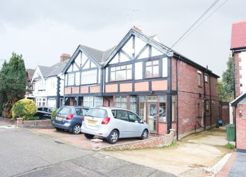 Thumbnail 3 bed flat to rent in Herent Drive, Clayhall, Essex