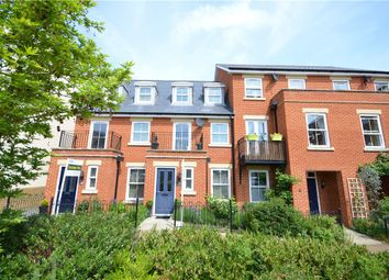 Thumbnail 3 bed terraced house for sale in Rockbourne Road, Sherfield-On-Loddon, Hook