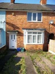 Thumbnail 3 bed terraced house to rent in Sidcup Road, Kingstanding