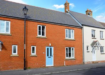 Thumbnail 3 bedroom terraced house to rent in Thomas Hardye Gardens, Dorchester
