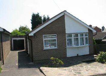 Thumbnail 2 bed detached bungalow to rent in Baldwin Street, Newthorpe, Nottingham