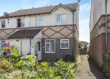 Thumbnail 1 bed terraced house for sale in Plymouth, Devon, England