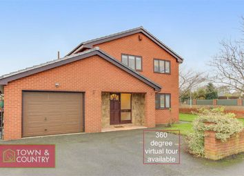 Thumbnail 4 bed detached house for sale in Llwyni Drive, Connah's Quay, Deeside, Flintshire