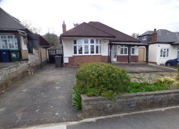 3 bed bungalow for sale in Gallants Farm Road, East Barnet, Barnet EN4
