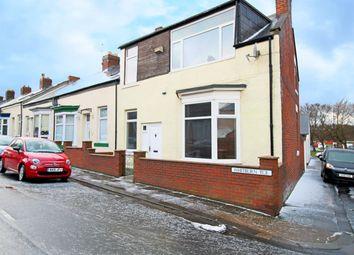 Thumbnail 4 bedroom end terrace house for sale in Whitburn Terrace, Fulwell, Sunderland