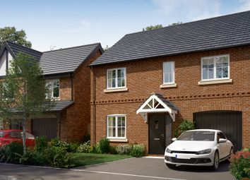 "Thumbnail 4 bed detached house for sale in ""The Rosebury"" at Wingfield Road, Alfreton"