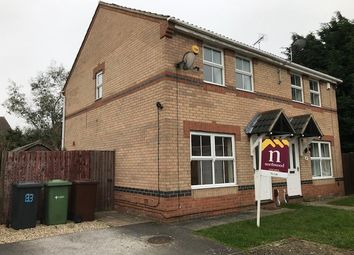 Thumbnail 3 bed semi-detached house to rent in Lupin Road, Lincoln