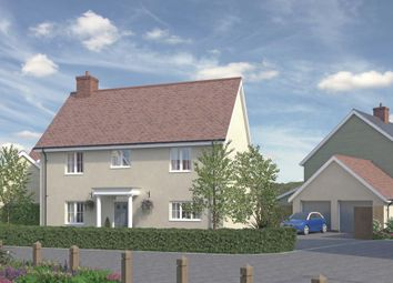 Thumbnail 4 bed detached house for sale in Centenary Way, Off White Hart Lane, Chelmsford, Essex