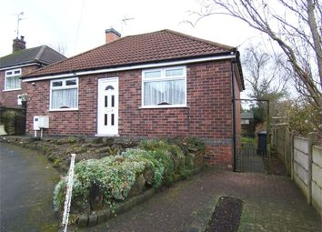 Thumbnail 2 bedroom detached bungalow for sale in Grainger Avenue, Kirkby In Ashfield, Nottinghamshire