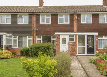 Thumbnail 3 bed terraced house for sale in Chapple Drive, Haverhill