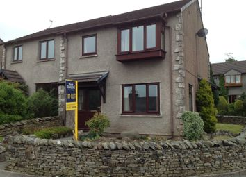 Thumbnail 3 bed semi-detached house to rent in Helmside Road, Oxenholme, Kendal